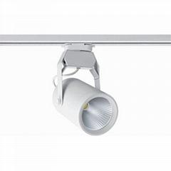 LED轨道灯服装照明灯明装灯12W