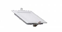 LED方形超薄面板灯酒店筒灯天花灯