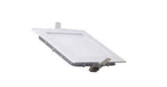 LED square ultra-thin pa