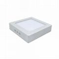 LED surface mount panel light ceiling