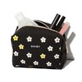 cosmetic bag manufacturer canvas daisy bag makeup bag cosmetic promotional bag