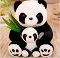 Lifelike Giant Plush Panda bear Stuffed