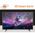 """32"""" LED TV high quality 4K smart with wifi T2S2"""