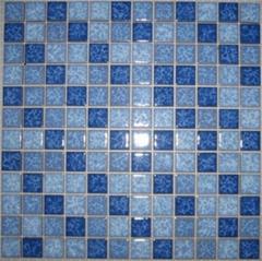 四川大型游泳池专用陶瓷马赛克瓷砖