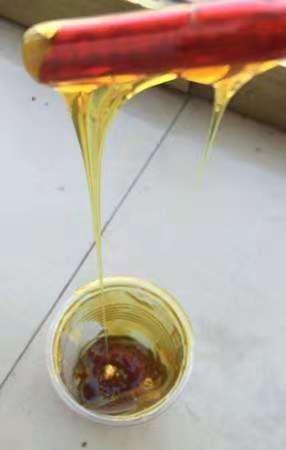 透明黃液體古馬隆樹脂 1