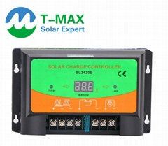 Solar Charge Controller  10A/15/20A/30A  12V/24V