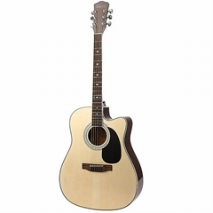 "Martin Classical Acoustic Guitar 41"" Solid Spruce Top Rosewood back Side"