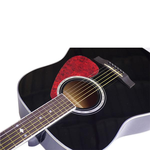 Cheap Wholesale Price Acoustic Electric Guitar Colorful For Beginner 2