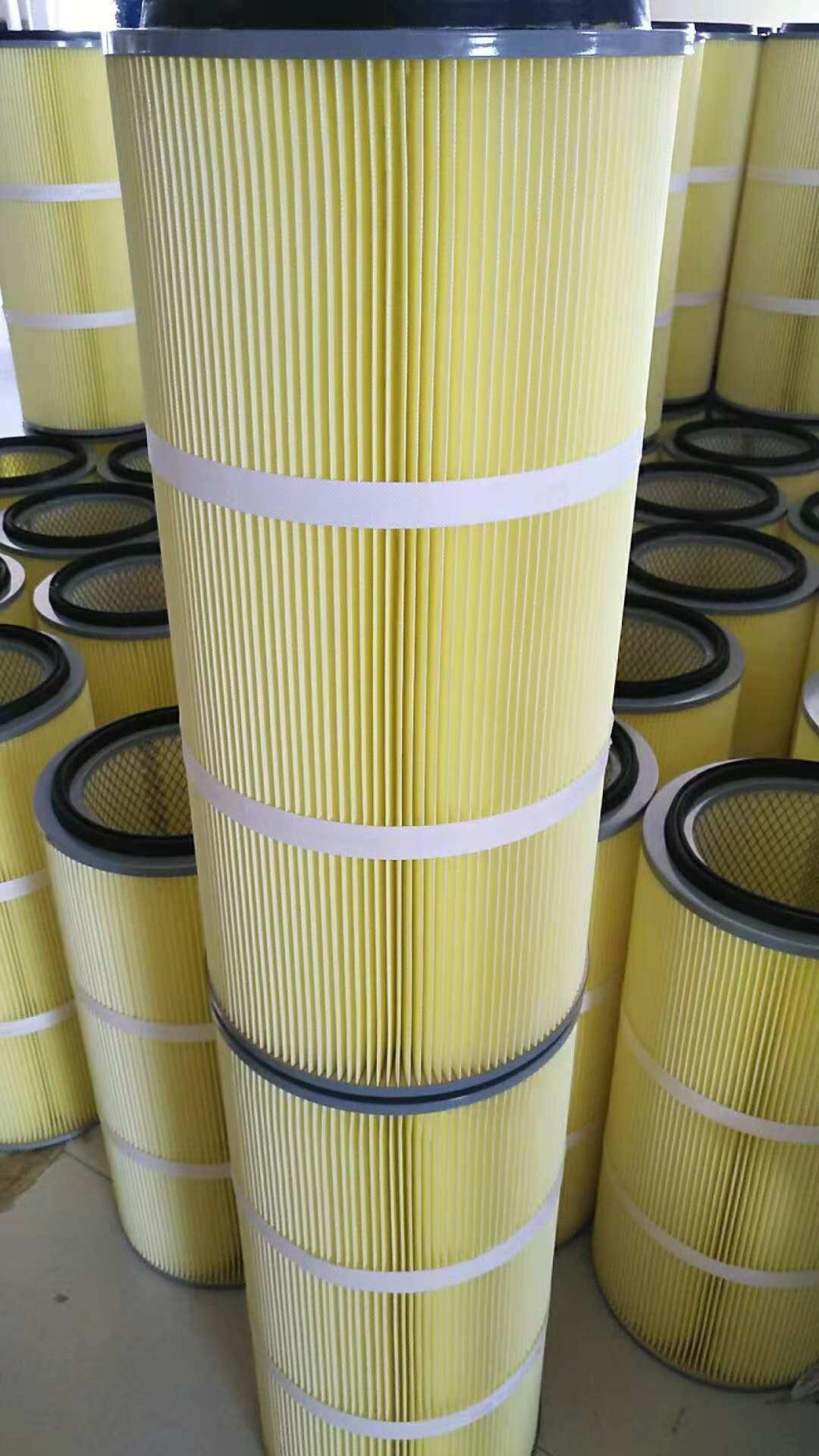 防油防水防污三防滤筒 2