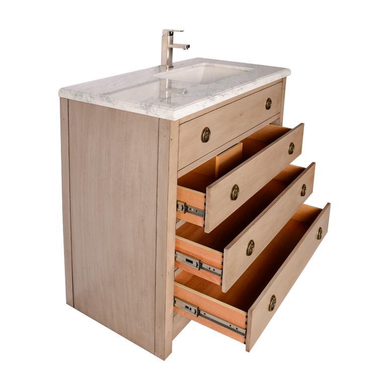 Simple Design Modern Storage Tool Wooden MDF Bathroom