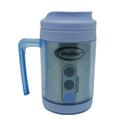 Manufacturer Cheap Stainless Steel Plastic Desktop Mug 1