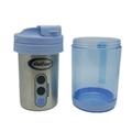 Manufacturer Cheap Stainless Steel Plastic Desktop Mug 2