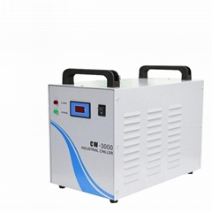 CW3000 laser Water Chiller For 60w Co2 Laser Machine