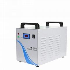 CW-3000 60w co2激光水冷機