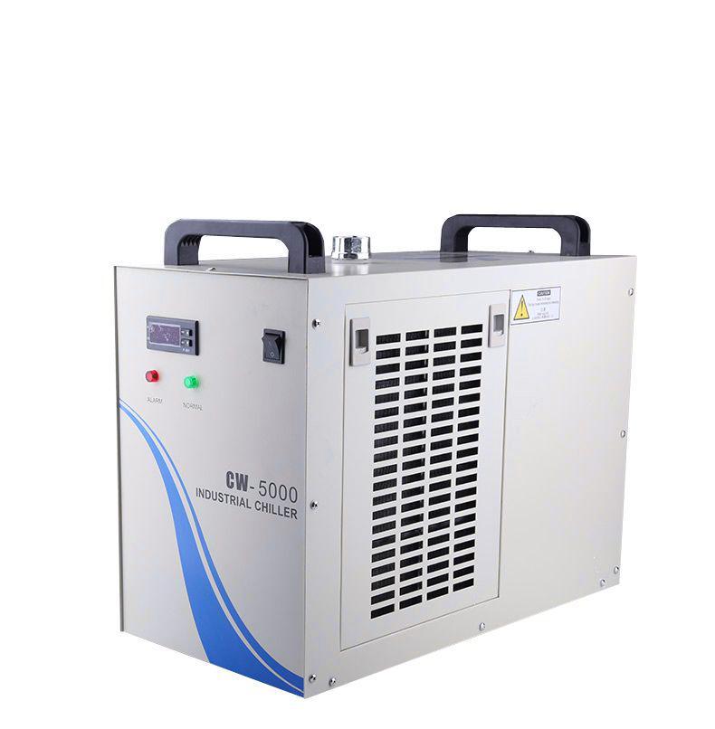 CW-5000 80w co2 激光冷水机 1