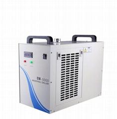 CW-5000 80w co2 激光冷水機