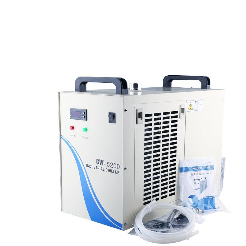 CW-5200 100W co2 激光冷水机 1