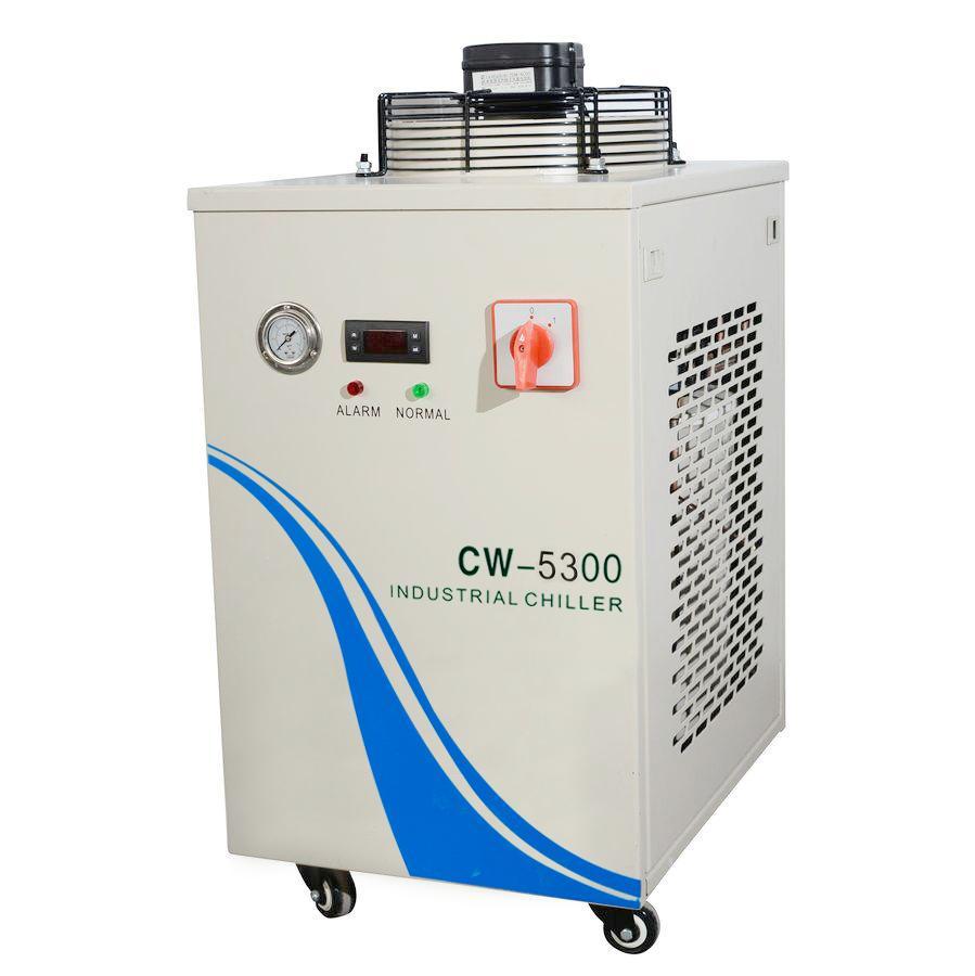 CW-5300 150W co2 激光冷水机 1