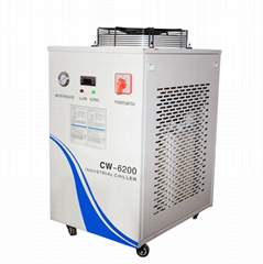 Cw6200 Water Chiller For 1000w Fiber Laser Machine
