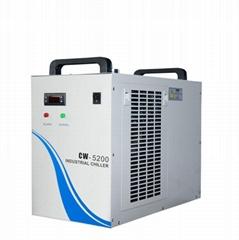 CW-5200 100W 光纖激光水冷機