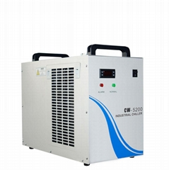 CW5200 Water Chiller For 50W Laser Marking Machine