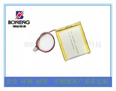 工业手持机内置充电电池生产加工