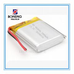 803040-1000mAh聚合物鋰電池