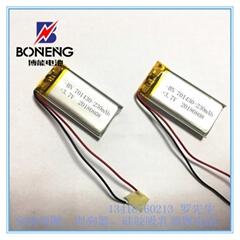 电动成人用品聚合物锂电池701430加工定制