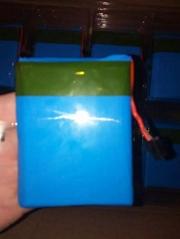 智能指紋鎖鋰電池生產加工