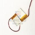 激光脱毛仪行车记录仪锂电池50
