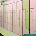 Gym Locker In Light Gery Color 2