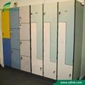 Gym Locker In Light Gery Color 3