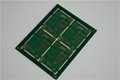 Multilayer PCB Chinese factory Printed