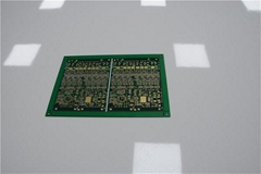 High density interconnection PCB for 4G mobile phone digital video Automotive el