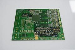 Micro BGA PBGA CBGA TBGA FPGA CGA LGA High layer 18L 1.5mm PCB in Communication