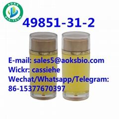 China 2-BROMO-1-PHENYL-PENTAN-1-ONE 49851-31-2 2-Bromovalerophenone