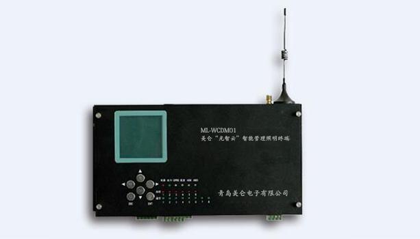 路燈集中控制器 景觀照明控制器 路燈智能遠程控制 1