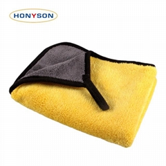800gsm Double-side Coral Fleece Towel