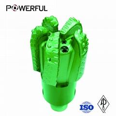 8 1/2 inch 5 blade Steel Body PDC Bit