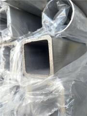 304/201/316不锈钢管方矩管方通30*70*1.2国标-拉丝