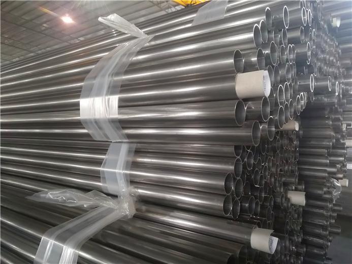 304/201/316L不鏽鋼管圓管Φ70*1.5國標-拉絲 1