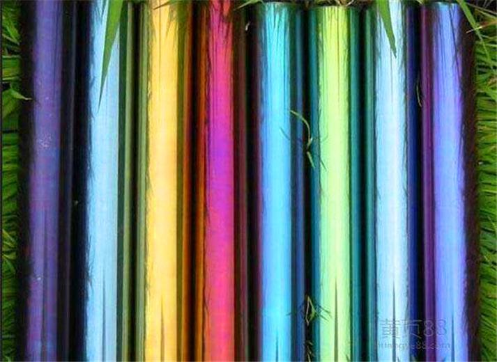 304/201不鏽鋼管彩色管鈦金青古銅10*20*0.8拉絲面 3