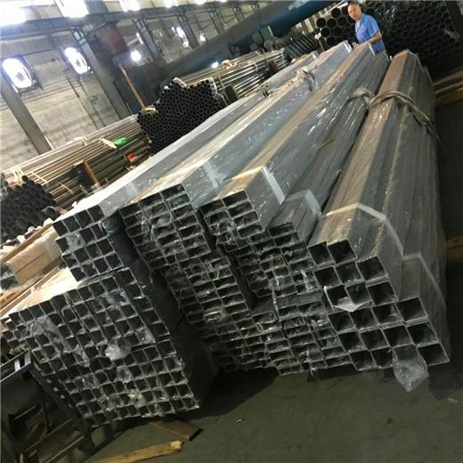 304/201/316L不鏽鋼管圓管Φ45*1.2國標-拉絲 2