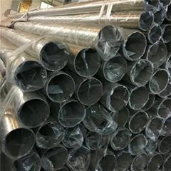 大量销售304材质不锈钢装饰圆管