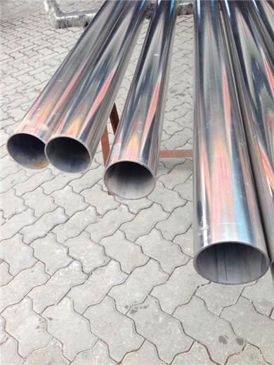 大量銷售304材質不鏽鋼裝飾圓管 2