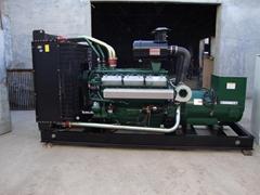 國產濰柴柴油機發電機組全銅無刷發電設備