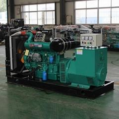 珀金斯开架型640KW三相柴油发电机自启动应急