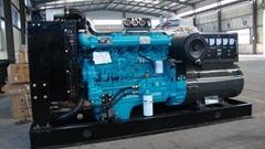 南通柴油发电机700千瓦正品发电机通柴700kw纯铜线柴油发电机