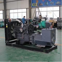 上柴200千瓦柴油发电机上柴发电车电源车