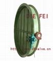 电动玻璃钢蝶阀 3